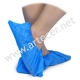Cobre-sapatos Plástico Azul (2000un)