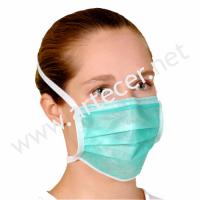 Mascara Cirúrgica com Fitas